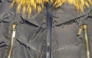 Ателье по замене молнии в куртках и пуховиках
