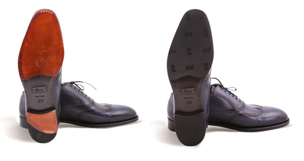 Профилактика подошвы обуви