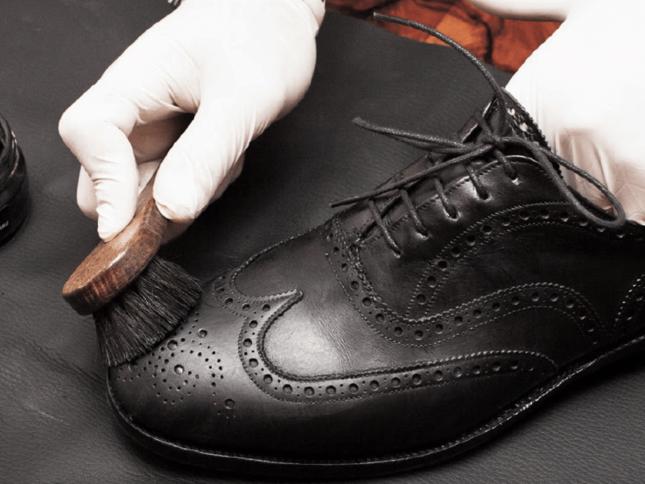 Химчистка обуви в Москве