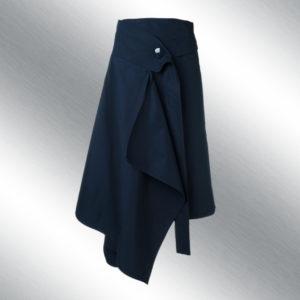 Пошив юбки с запахом на заказ 2