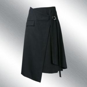 Пошив юбки с запахом на заказ 3