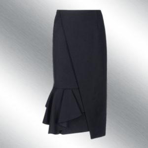 Пошив юбки с запахом на заказ 4