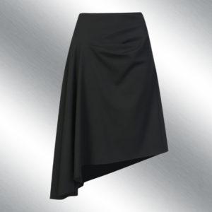 Пошив юбки с запахом на заказ 5