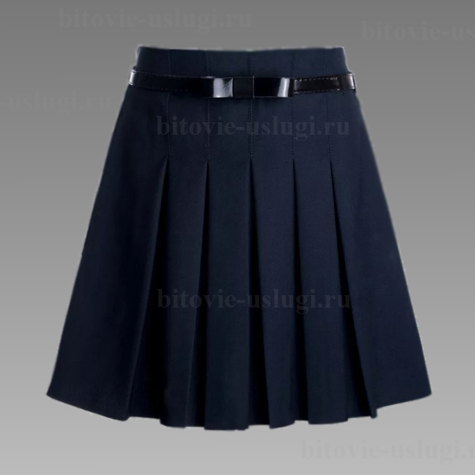 пошив юбку клёш