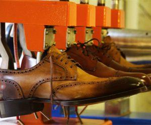 растяжка обуви